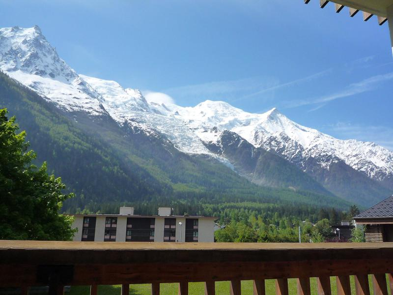 Holiday in mountain resort 1 room apartment 4 people (1) - Les Pècles - Chamonix - Accommodation