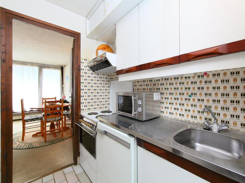 Vakantie in de bergen Appartement 1 kamers 4 personen (1) - Les Pècles - Chamonix