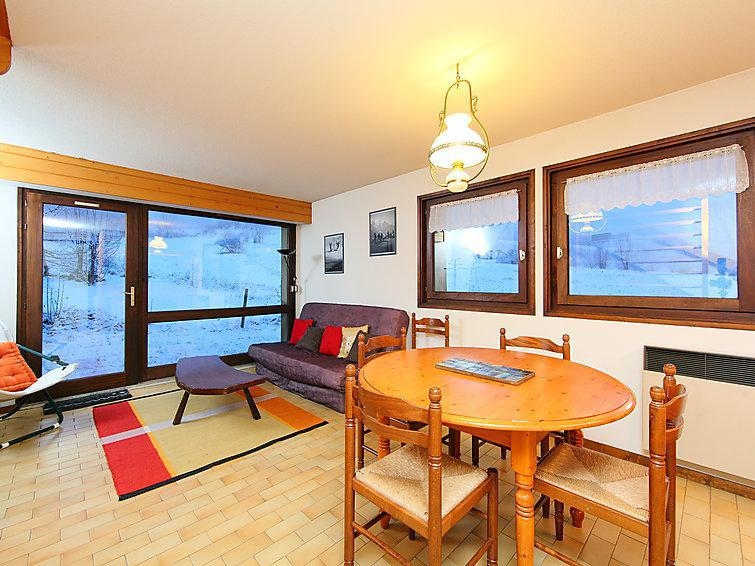 Holiday in mountain resort 3 room apartment 4 people (2) - Les Pelarnys - Chamonix - Summer outside