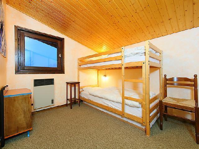 Vakantie in de bergen Appartement 3 kamers 4 personen (2) - Les Pelarnys - Chamonix - Verblijf