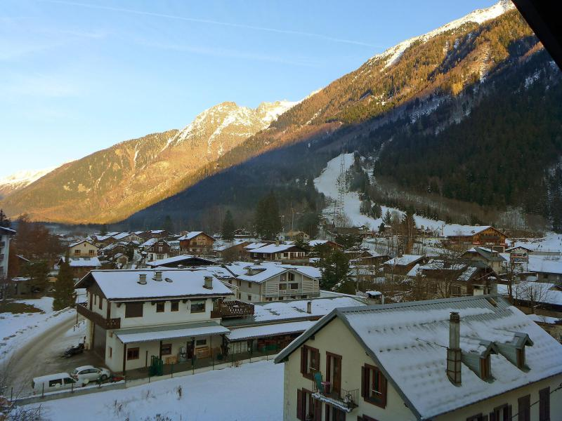 Holiday in mountain resort 1 room apartment 2 people (1) - Les Périades - Chamonix - Accommodation
