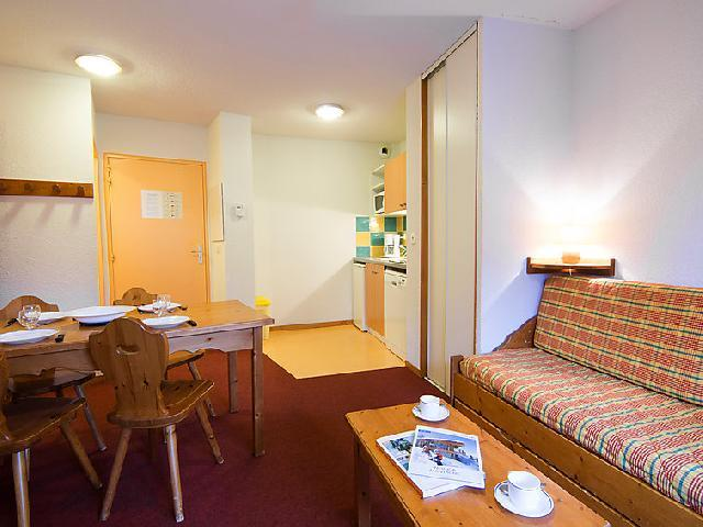 Holiday in mountain resort 2 room apartment 4 people (13) - Les Pistes - Le Corbier - Accommodation