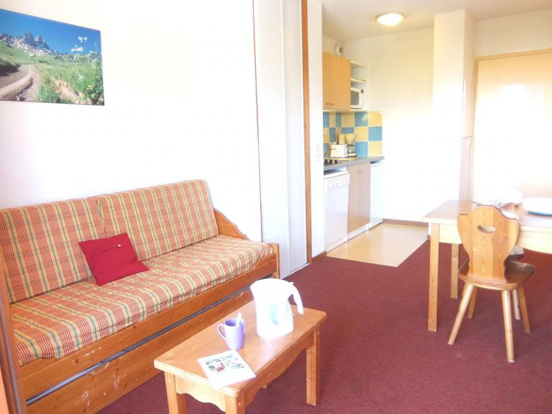 Holiday in mountain resort 2 room apartment 4 people (15) - Les Pistes - Le Corbier - Accommodation