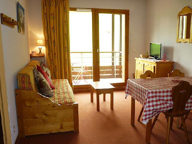 Holiday in mountain resort 3 room apartment 6 people (1) - Les Pistes - Le Corbier - Accommodation