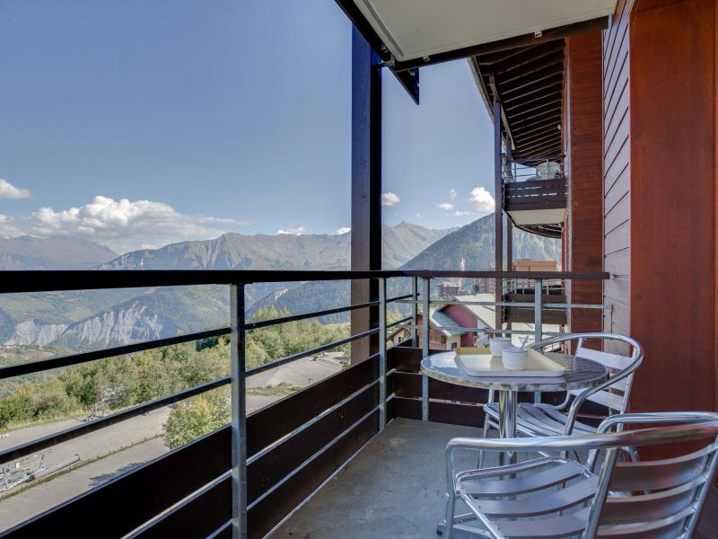 Vakantie in de bergen Appartement 2 kamers 4 personen (17) - Les Pistes - Le Corbier