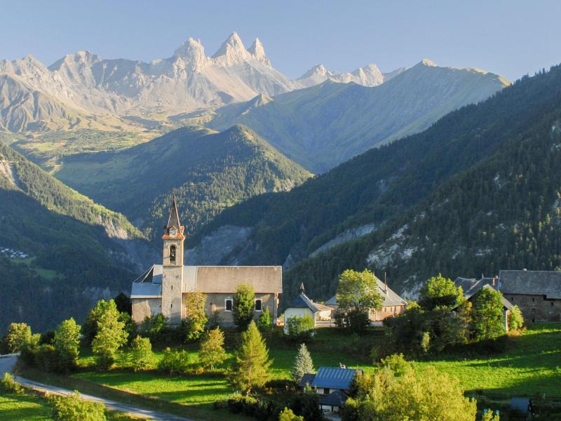 Vakantie in de bergen Les Pistes - Le Corbier