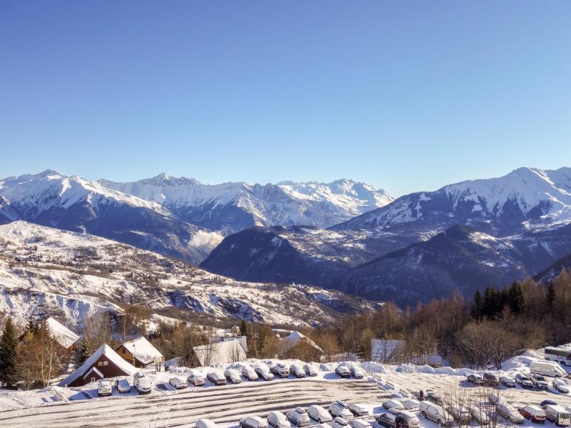 Vakantie in de bergen Appartement 2 kamers 4 personen (17) - Les Pistes - Le Corbier - Verblijf