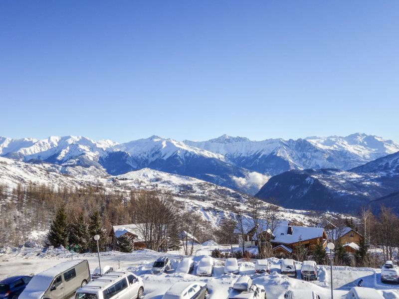 Vakantie in de bergen Appartement 2 kamers 4 personen (6) - Les Pistes - Le Corbier - Verblijf