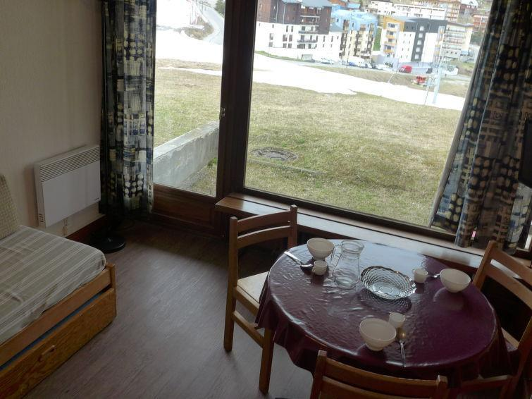 Holiday in mountain resort Studio 2 people (3) - Les Pistes - Tignes - Accommodation