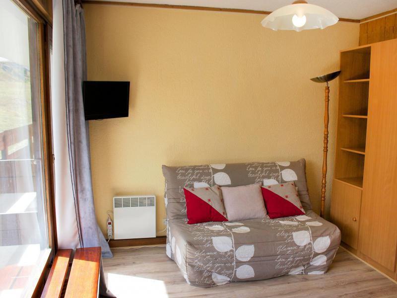 Holiday in mountain resort Studio sleeping corner 4 people (2) - Les Pistes - Tignes - Accommodation