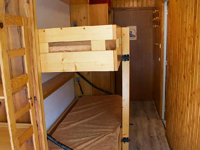Holiday in mountain resort Studio sleeping corner 4 people (2) - Les Pistes - Tignes - Bunk beds