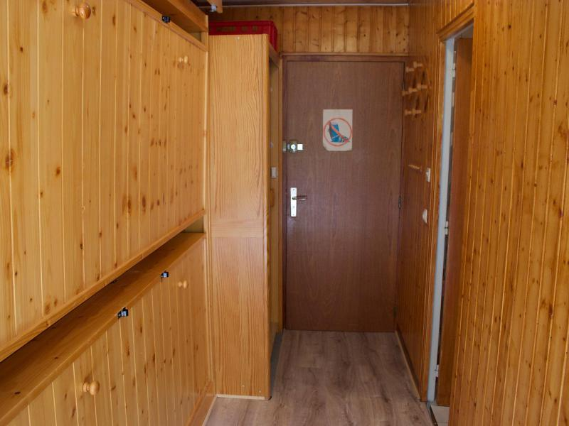 Holiday in mountain resort Studio sleeping corner 4 people (2) - Les Pistes - Tignes - Corridor