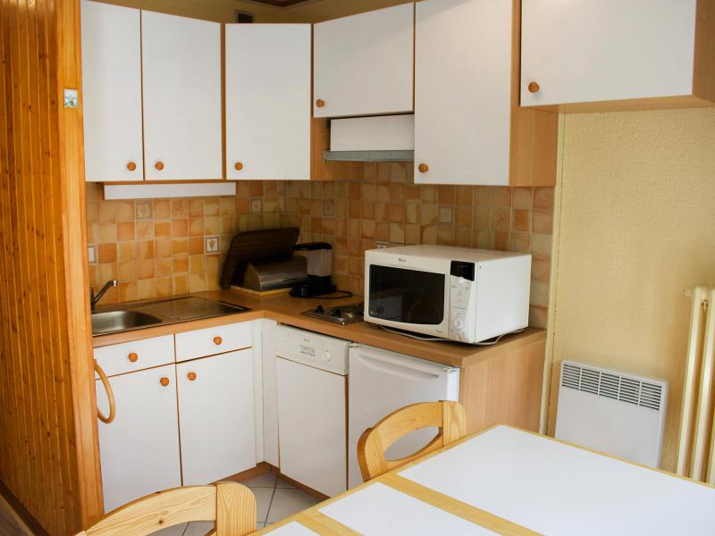 Holiday in mountain resort Studio sleeping corner 4 people (2) - Les Pistes - Tignes - Oven