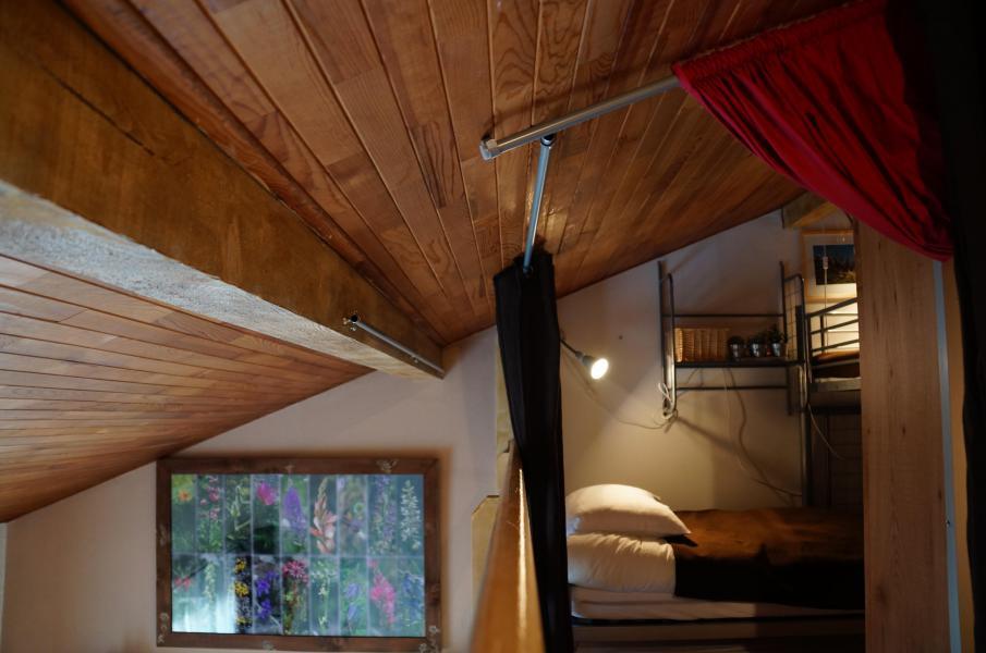 Vakantie in de bergen Les Résidences de Pra Loup 1500 - Pra Loup - 2 persoons bed