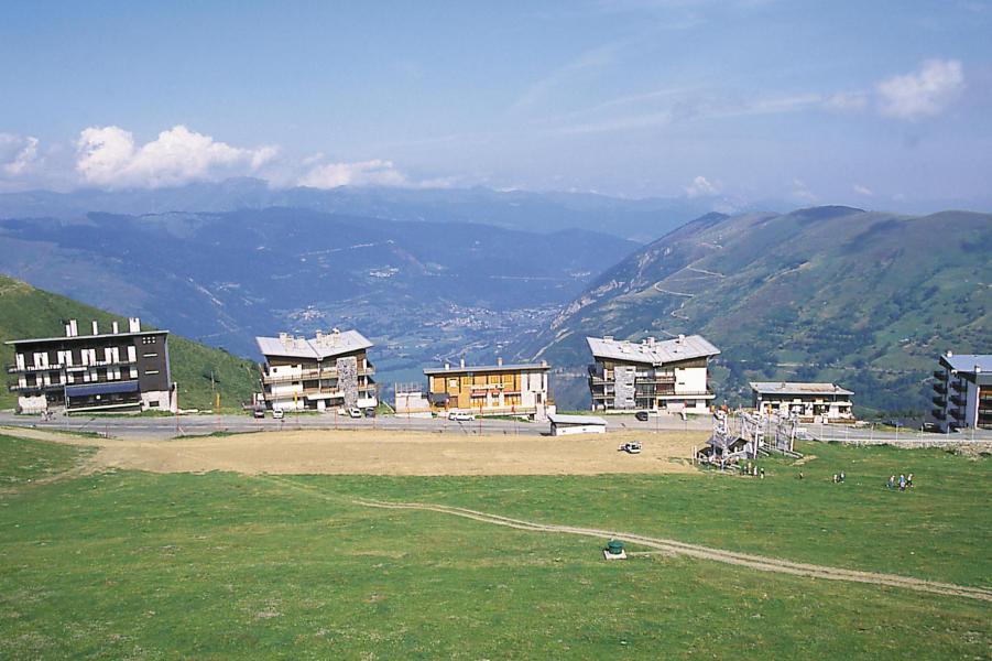 Location au ski Les Résidences Pla d'Adet - Saint Lary Soulan - Extérieur été