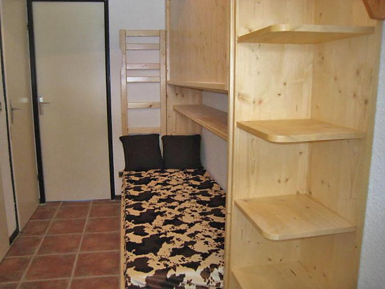 Holiday in mountain resort 2 room apartment 4 people (2) - Les Solaires - Alpe d'Huez - Accommodation