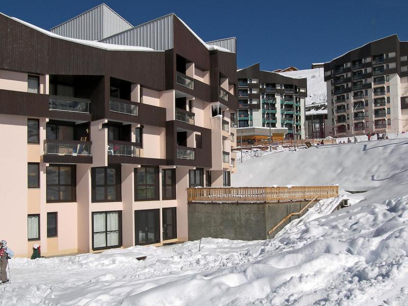 Vakantie in de bergen Appartement 2 kamers 4 personen (1) - Les Soldanelles - Les Menuires