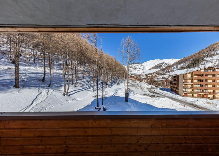 Vacances en montagne Les Terrasses de Labrau - Val d'Allos - Balcon