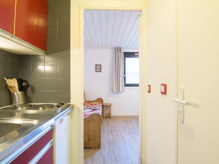Holiday in mountain resort 1 room apartment 2 people (25) - Les Tommeuses - Tignes - Accommodation