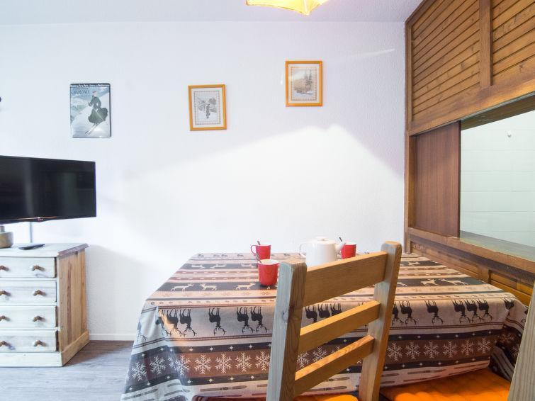Holiday in mountain resort 1 room apartment 4 people (2) - Les Tommeuses - Tignes - Accommodation