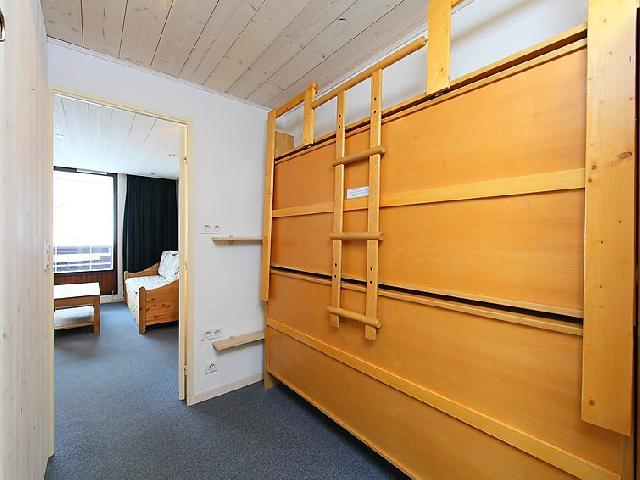 Holiday in mountain resort 1 room apartment 4 people (23) - Les Tommeuses - Tignes - Accommodation