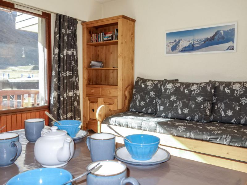 Holiday in mountain resort 1 room apartment 4 people (26) - Les Tommeuses - Tignes - Accommodation