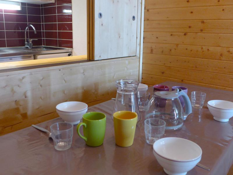 Holiday in mountain resort 1 room apartment 4 people (28) - Les Tommeuses - Tignes - Accommodation