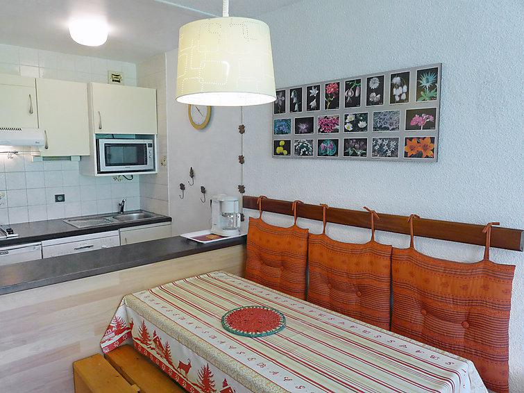 Holiday in mountain resort 1 room apartment 5 people (27) - Les Tommeuses - Tignes - Accommodation