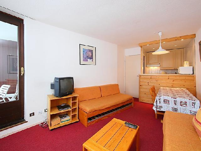 Holiday in mountain resort 2 room apartment 6 people (17) - Les Tommeuses - Tignes - Accommodation