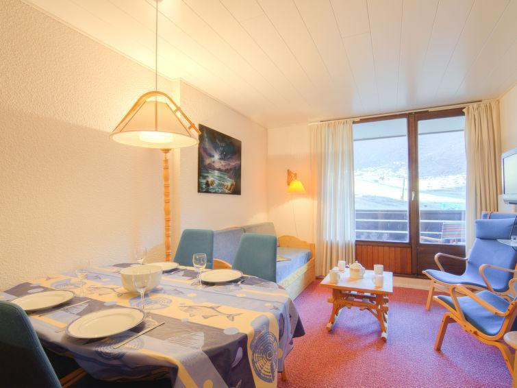 Holiday in mountain resort 2 room apartment 6 people (29) - Les Tommeuses - Tignes - Accommodation