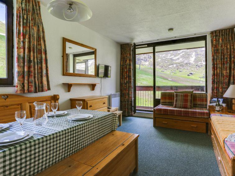 Holiday in mountain resort 2 room apartment 6 people (32) - Les Tommeuses - Tignes - Accommodation