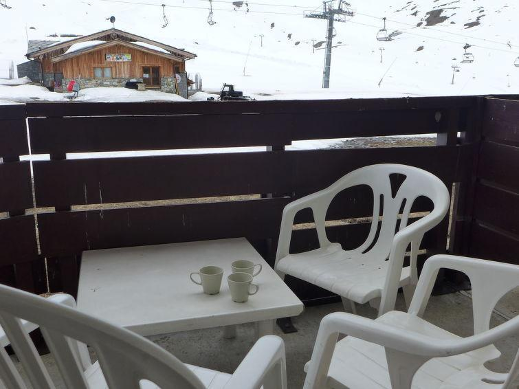 Holiday in mountain resort 2 room apartment 6 people (9) - Les Tommeuses - Tignes - Accommodation