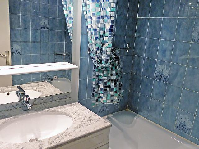 Holiday in mountain resort 2 room apartment 6 people (9) - Les Tommeuses - Tignes - Bathroom