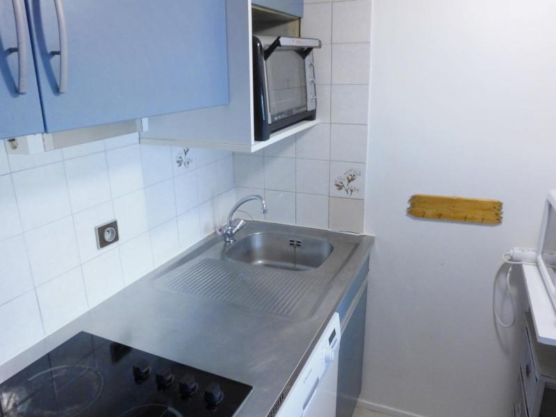 Holiday in mountain resort 2 room apartment 6 people (9) - Les Tommeuses - Tignes - Kitchen