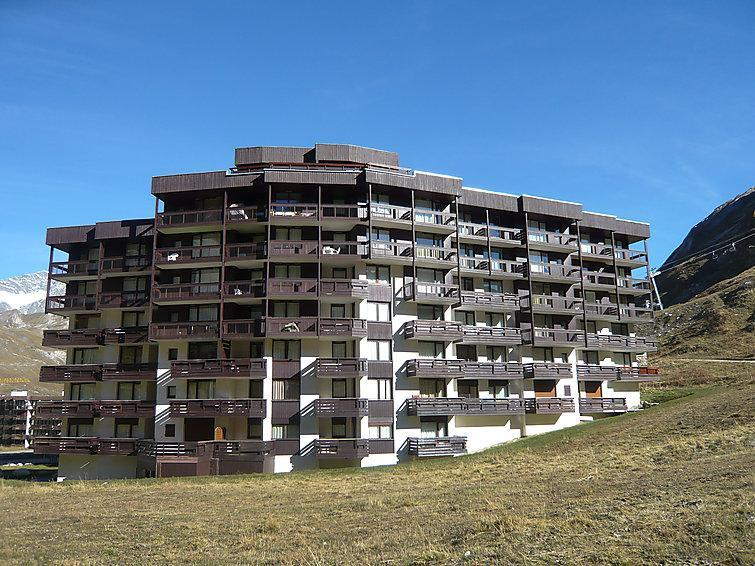 Rent in ski resort Les Tommeuses - Tignes - Summer outside