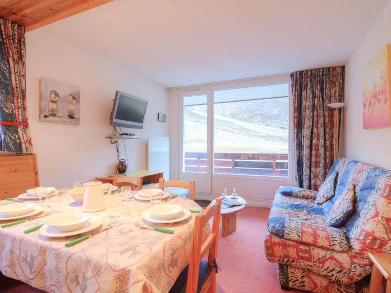 Holiday in mountain resort 3 room apartment 6 people (30) - Les Tommeuses - Tignes - Summer outside
