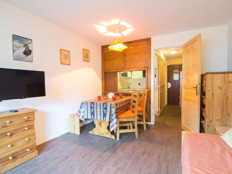 Holiday in mountain resort 1 room apartment 4 people (2) - Les Tommeuses - Tignes - Summer outside