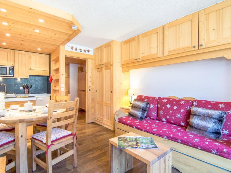 Vakantie in de bergen Appartement 1 kamers 4 personen (31) - Les Tommeuses - Tignes - Buiten zomer