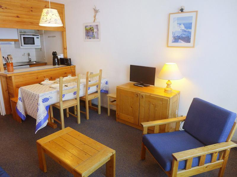 Holiday in mountain resort 1 room apartment 4 people (19) - Les Tommeuses - Tignes - Summer outside