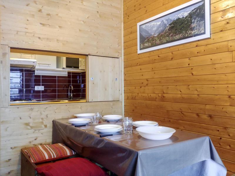Vakantie in de bergen Appartement 1 kamers 4 personen (28) - Les Tommeuses - Tignes