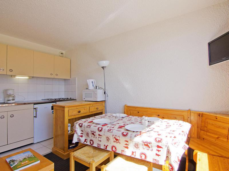 Holiday in mountain resort 1 room apartment 4 people (1) - Les Trois Vallées - Val Thorens - Accommodation