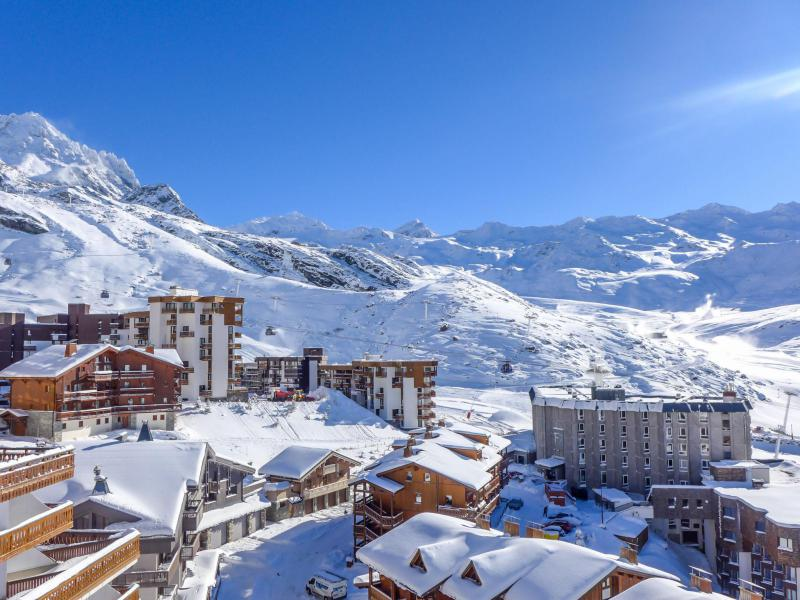 Holiday in mountain resort 1 room apartment 4 people (4) - Les Trois Vallées - Val Thorens - Accommodation