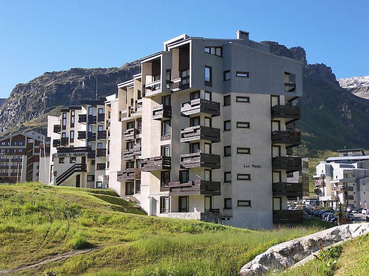 Holiday in mountain resort Les Tufs - Tignes - Accommodation
