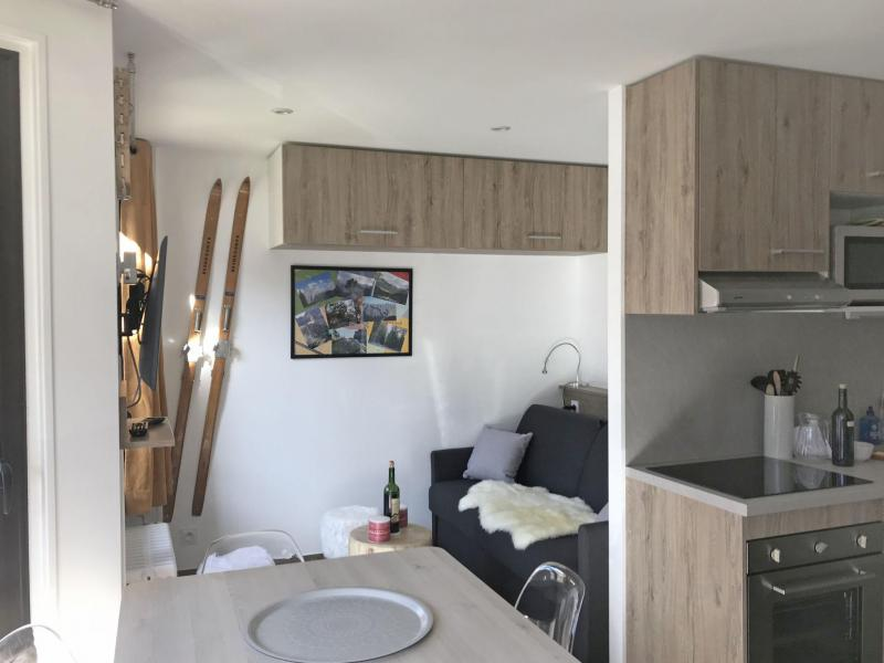 Holiday in mountain resort 1 room apartment 4 people (5) - Les Tufs - Tignes - Accommodation