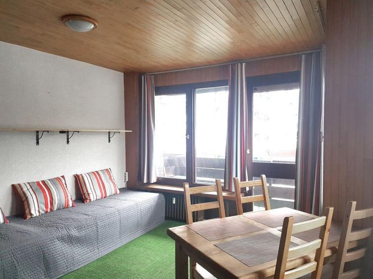 Holiday in mountain resort 1 room apartment 4 people (7) - Les Tufs - Tignes - Accommodation