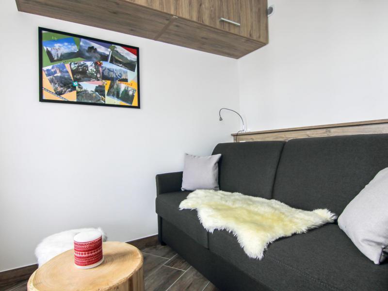 Vakantie in de bergen Appartement 1 kamers 4 personen (5) - Les Tufs - Tignes