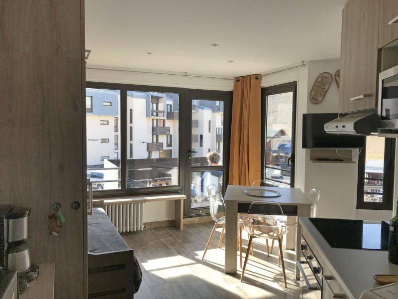 Vakantie in de bergen Appartement 1 kamers 4 personen (5) - Les Tufs - Tignes - Verblijf