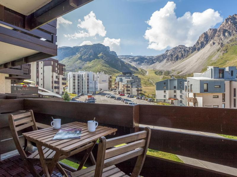 Vakantie in de bergen Appartement 1 kamers 4 personen (7) - Les Tufs - Tignes - Verblijf