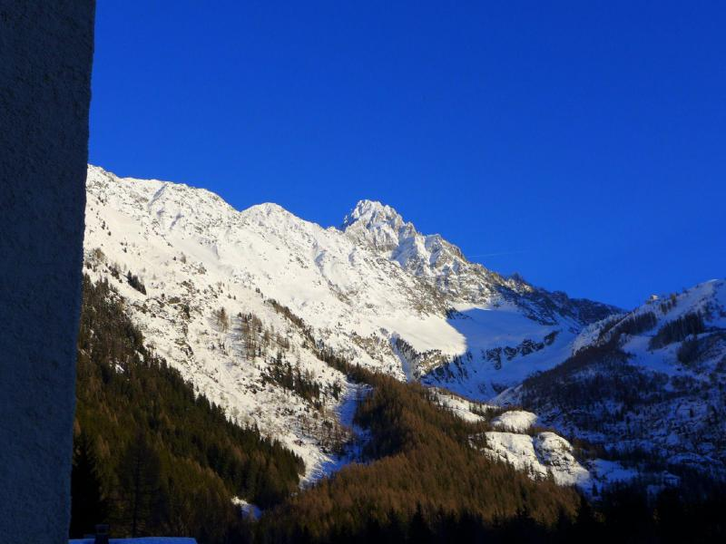 Holiday in mountain resort 1 room apartment 3 people (2) - Lognan - Chamonix - Accommodation