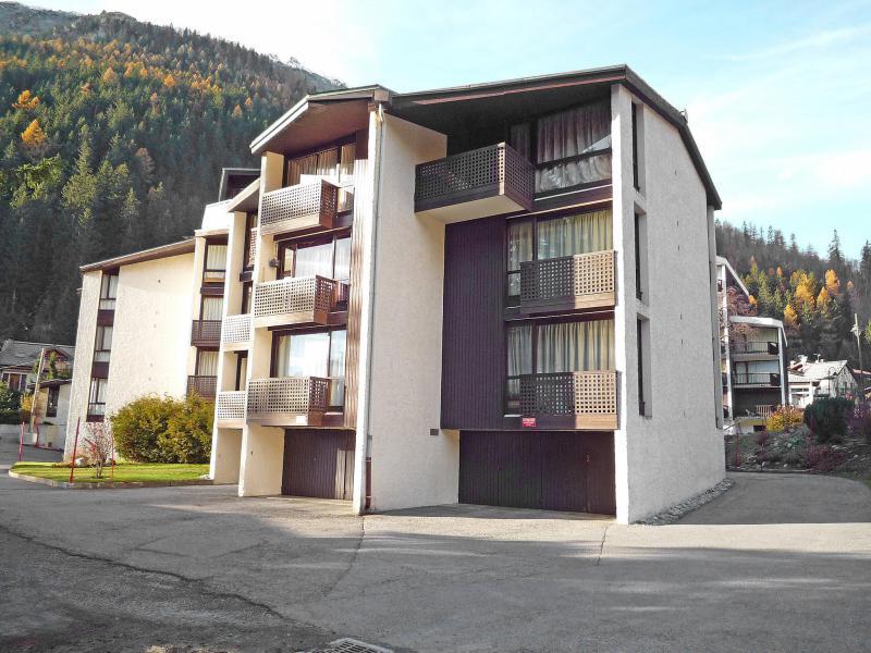 Vakantie in de bergen Appartement 1 kamers 3 personen (1) - Lognan - Chamonix